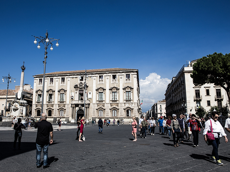 What to see in Catania in 60 minutes