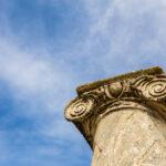 colonna villa del casale