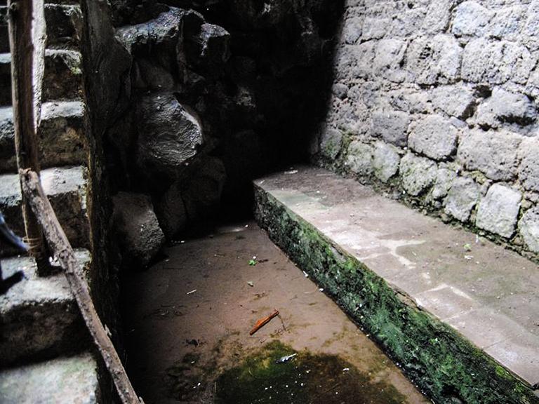The legend of Gammazita's well